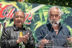 Eighth Icon Rebrands as Cheech and Chong's Cannabis Company